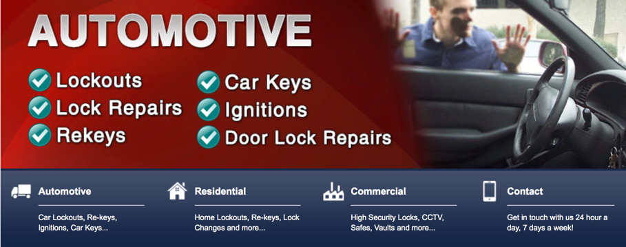 Automotive Boston Locksmith